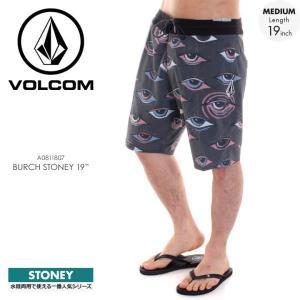 VOLCOM サーフパンツ メンズ BURCH STONEY 19