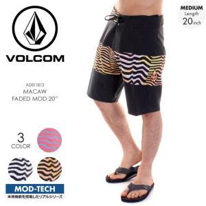 VOLCOM サーフパンツ メンズ MACAW FADED MOD 20