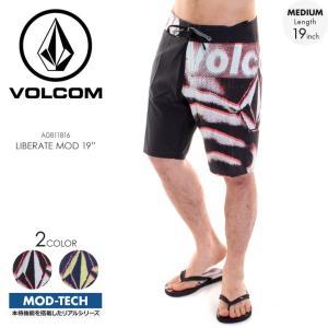 VOLCOM サーフパンツ メンズ LIBERATE MOD 19