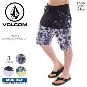 VOLCOM サーフパンツ メンズ LIDO BLOCK MOD 21