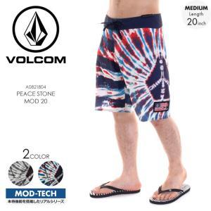 VOLCOM サーフパンツ メンズ PEACE STONE MOD 20