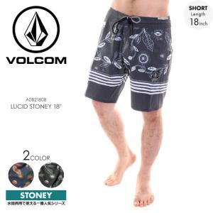 VOLCOM サーフパンツ メンズ LUCID STONEY 18