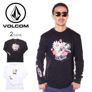【年末感謝SALE】 VOLCOM ボルコム Tシャツ ロンT メンズ POWER L/S TEE