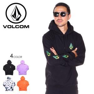 【年末感謝SALE】 VOLCOM ボルコム パーカー メンズ DEADLY STONES P/O