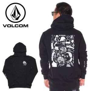 SALE セール VOLCOM ボルコム パーカー メンズ MIKE GIANT PULLOVER|3direct