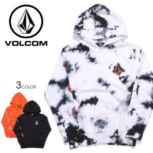 【年末感謝SALE】 VOLCOM ボルコム パーカー キッズ DEADLY STONES P/O ...