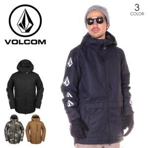 SALE セール VOLCOM ボルコム スノーウェア ジャケット メンズ DEADLY STONES JACKET 2019-2020年秋冬|3direct