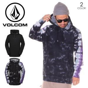 VOLCOM ボルコム スノーウェア パーカー メンズ DI FLEECE|3direct