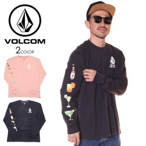 SALE セール VOLCOM ボルコム Tシャツ ロンT メンズ HIGH SCORE L/S TEE|3direct