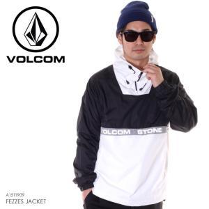 VOLCOM ボルコム ジャケット メンズ FEZZES JACKET A1911909 2019春夏|3direct