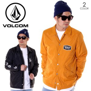 VOLCOM ボルコム ジャケット メンズ BREWS COACH JACKET A1531801 2019春夏|3direct