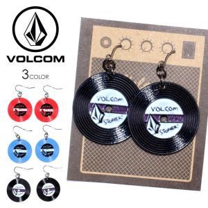 VOLCOM ボルコム ピアス レディース DIG STONE EARRING E67119JA 2019春夏|3direct