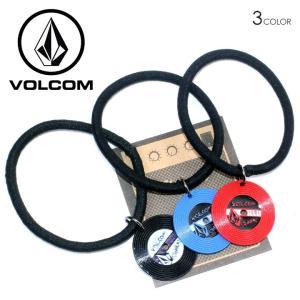 VOLCOM ボルコム ヘアゴム レディース DIG STONE HAIR ELASTIC E67119JB 2019春夏|3direct