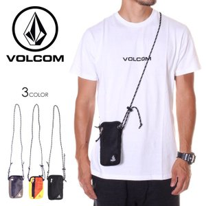 VOLCOM ボルコム ポーチ VLCM FES POUCH 2019年春夏|3direct