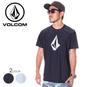 SALE セール VOLCOM ボルコム ラッシュガード メンズ JPN SHDW STN SS LYC|3direct