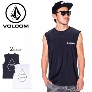 SALE セール VOLCOM ボルコム ラッシュガード メンズ JPN STN MUSCLE LYC 2019春夏|3direct