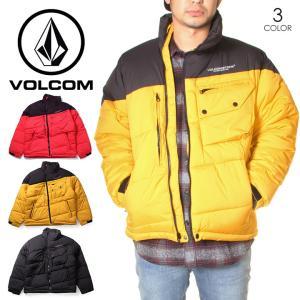 VOLCOM ボルコム ジャケット メンズ JP MILANO PUFFY JACKET 2020秋冬|3direct