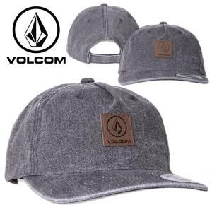 VOOLCOM ボルコム キャップ メンズ OLD MILL 2020秋冬|3direct