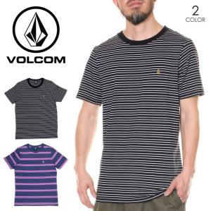 SALE セール VOLCOM ボルコム Tシャツ メンズ SMITHERS CREW S/S 2020春夏|3direct