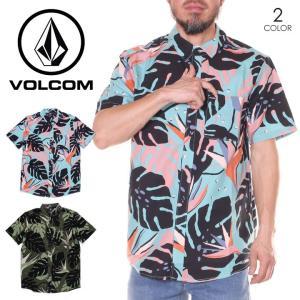 SALE セール VOLCOM ボルコム シャツ メンズ MENTAWAIS S/S 2020春夏|3direct