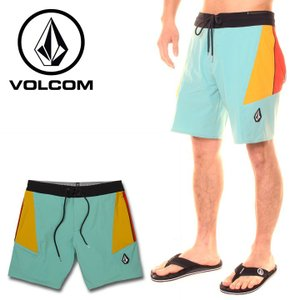 VOLCOM ボルコム ボードショーツ メンズ STAINED GLASS STONEY 18