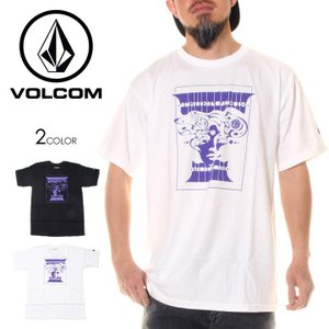 VOLCOM ボルコム Tシャツ メンズ LEVSTONE S/S TEE 2020春夏|3direct