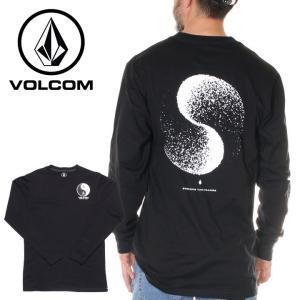 VOLCOM ボルコム Tシャツ ロンT メンズ JPN YIN YANG LS TEE 2020春|3direct