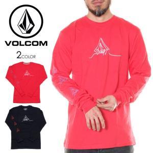SALE セール VOLCOM ボルコム Tシャツ ロンT メンズ FAMILY STONES L/S TEE 2020春|3direct