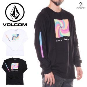 SALE セール VOLCOM ボルコム Tシャツ ロンT メンズ EARTH PEOPLE L/S TEE 2020春|3direct