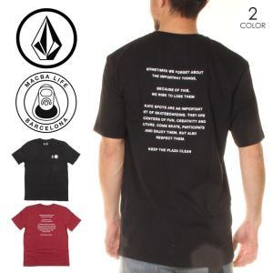 SALE セール VOLCOM ボルコム Tシャツ メンズ MBLxVLCM SS TEE #1 2020春夏|3direct