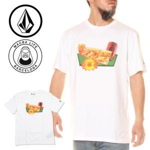 SALE セール VOLCOM ボルコム Tシャツ メンズ MBLxVLCM SS TEE #2 2020春夏|3direct