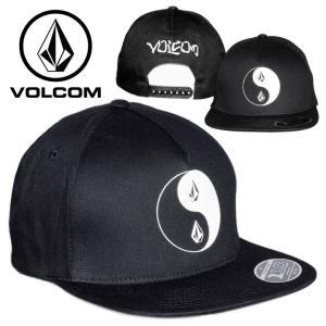 VOLCOM ボルコム キャップ メンズ JPN YIN YANG SNAPBACK 2020年春夏|3direct