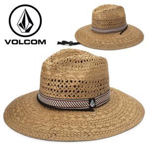 VOLCOM ボルコム ハット メンズ STONETRAMP STRAW HAT 2020春夏|3direct