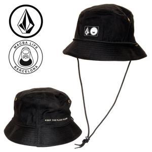 VOLCOM ボルコム バケットハット メンズ MBL x VLCM BUCKET HAT|3direct