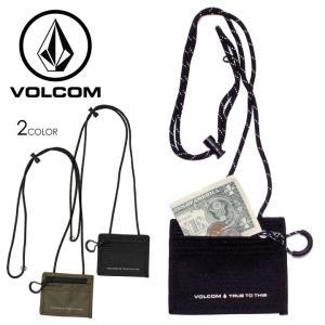 VOLCOM ボルコム 財布 メンズ VOL TRAVEL WALLET 2020春夏|3direct