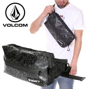 VOLCOM ボルコム ウェストバッグ メンズ JPN TTT WAIST PACK 2020年春夏|3direct