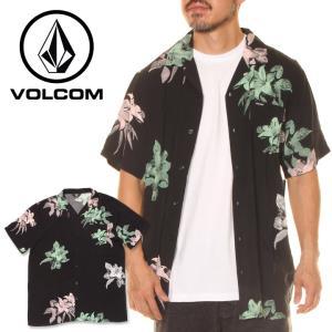 VOLCOM ボルコム シャツ メンズ RICHARDT S/S 2020春夏|3direct