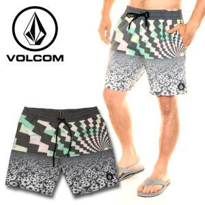 VOLCOM ボルコム ボードショーツ メンズ HORIZON TRUNK 17 2020夏