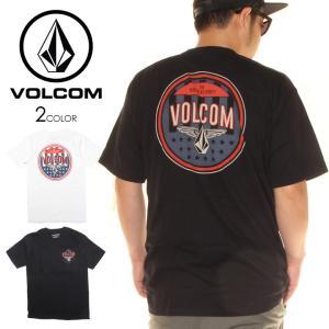 VOLCOM ボルコム Tシャツ メンズ PRO PARTY S/S TEE 2020春夏|3direct