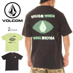 VOLCOM ボルコム Tシャツ メンズ VCO VISION S/S TEE 2020春夏|3direct