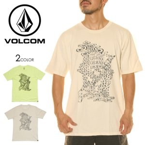VOLCOM ボルコム Tシャツ メンズ CLAIRVOYANT S/S TEE 2020春夏|3direct