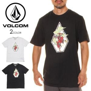 VOLCOM ボルコム Tシャツ メンズ NOZAKA SKATE S/S TEE 2020春夏|3direct