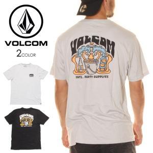 VOLCOM ボルコム Tシャツ メンズ PEARYS S/S TEE 2020春夏|3direct