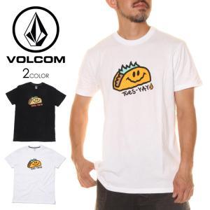 VOLCOM ボルコム Tシャツ メンズ APAC TUES YAY SS TEE 2020春夏|3direct