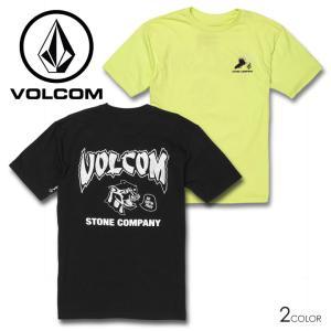 VOLCOM ボルコム Tシャツ キッズ KITTYKAT S/S TEE BIG YOUTH 2020夏|3direct