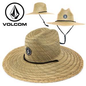 VOLCOM ボルコム ハット メンズ QUARTER STRAW HAT 2020春夏|3direct