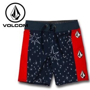 VOLCOM ボルコム ボードショーツ キッズ STARS AND STONES MOD 2020夏|3direct