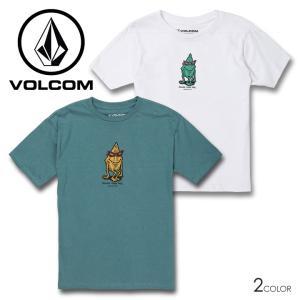 VOLCOM ボルコム Tシャツ キッズ MISUNDERSTONED S/S TEE LITTLE YOUTH 2020夏|3direct