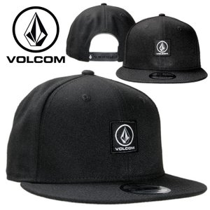 VOLCOM ボルコム キャップ メンズ NEW ERA ニューエラ Box Stone Snapback 3direct
