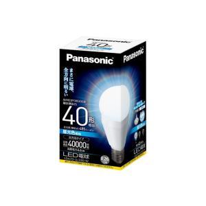 パナソニック Panasonic LED電球 EVERLEDS 一般電球タイプ 全方向タイプ 6.6W  昼光色相当  E26口金 電球40W形相当 485 lm LDA7DGZ40W|3enakans